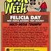 Geek A Week Challenge: #30: Felicia Day (cardback)