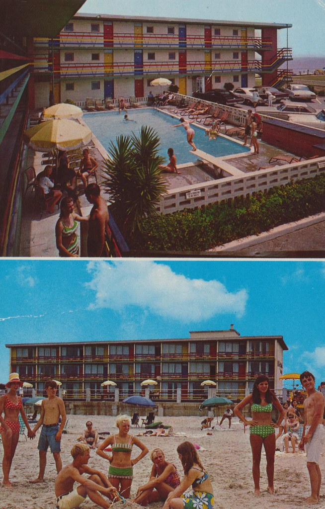 Holiday Sands Motel - Virginia Beach, Virginia