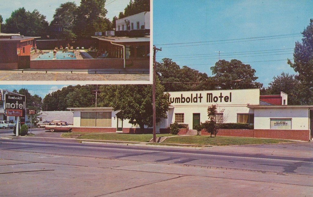 Humboldt Motel & Grill - Humboldt, Tennessee