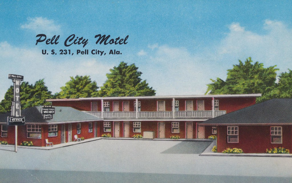 Pell City Motel - Pell City, Alabama