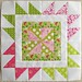 Quilting Divas block for Sandy