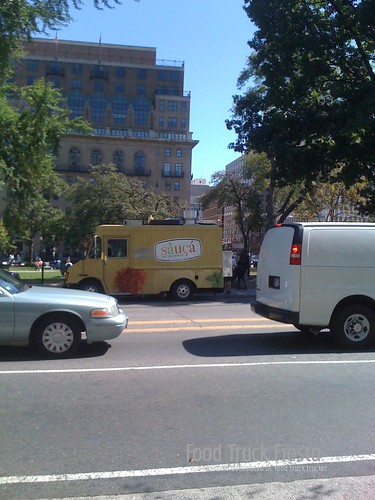 Sauca Food Truck DC - wheresauca | by foodtruckfiestadc