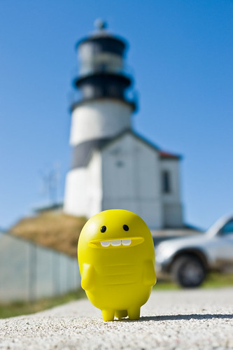 Uglyworld #816 - Turtle at Cape Disappointment Lighthouse | by www.bazpics.com