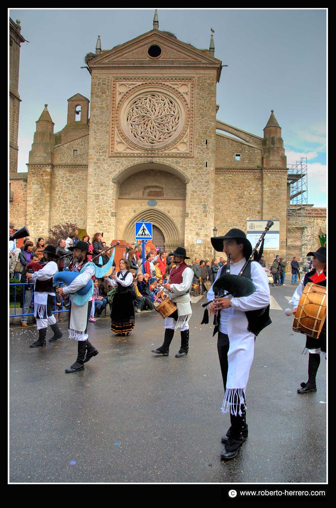 Festival de las mondas 2009 en talavera de la reina toled - Roberto herrero ...