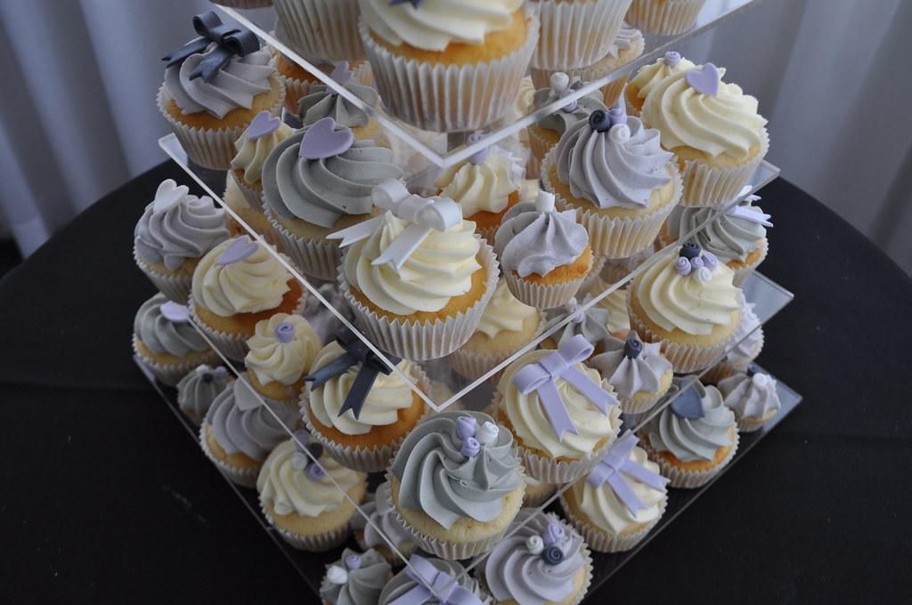 Grey Cake Icing