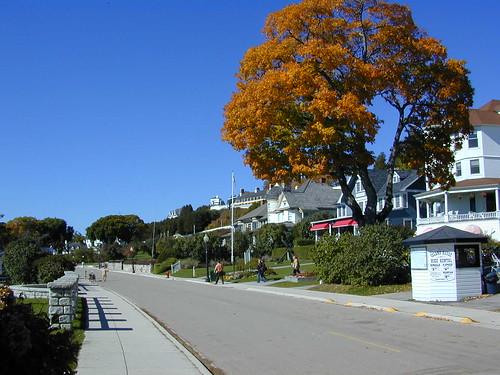 Mackinac Island Fall