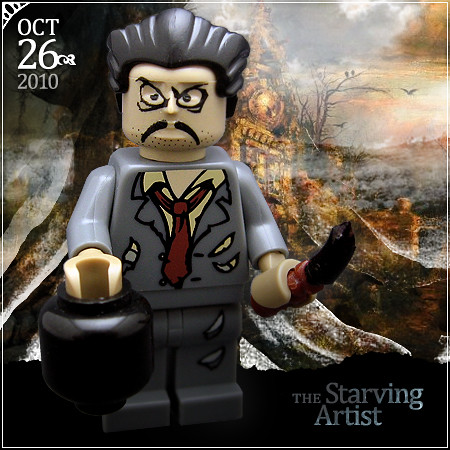 October 26 - The Starving Artist | by Morgan190