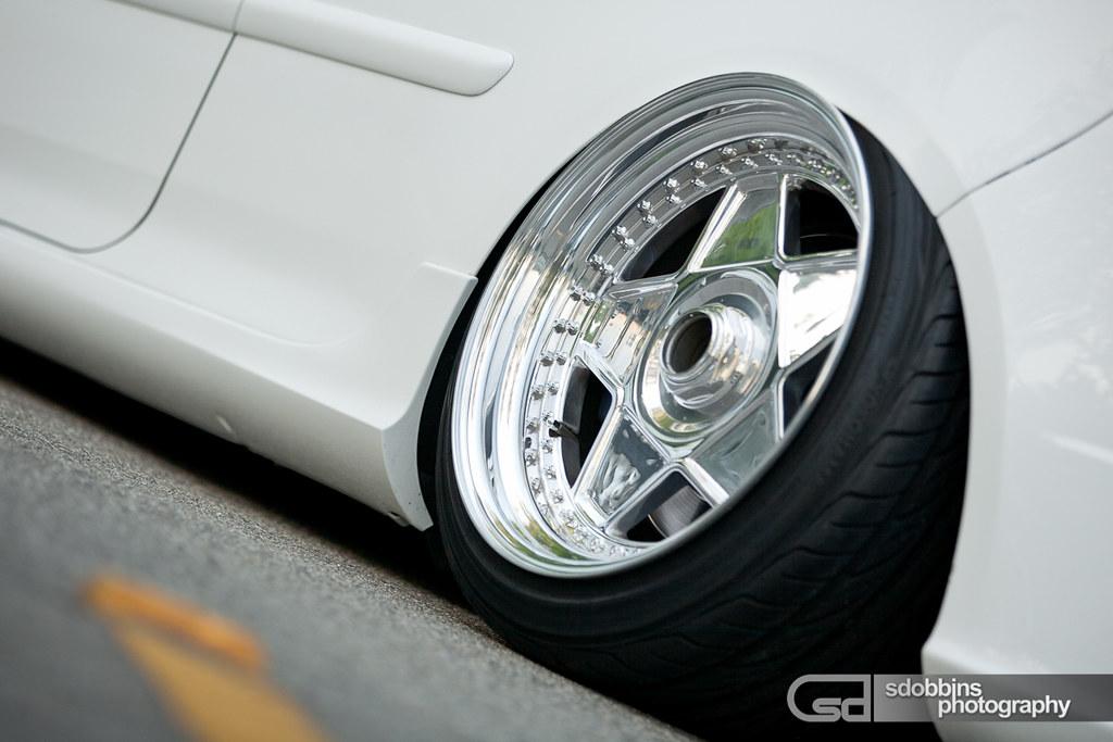 Alex S Mk5 Vw R32 On 17 Quot Compomotive Ts Splits 3897 Flickr