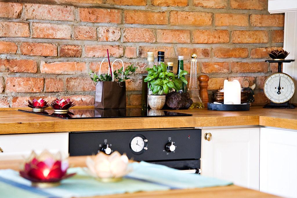 Tegelvagg Kok Inspiration : kok med tegelvogg  kok med tegelvogg flickr photo sharing kakel i
