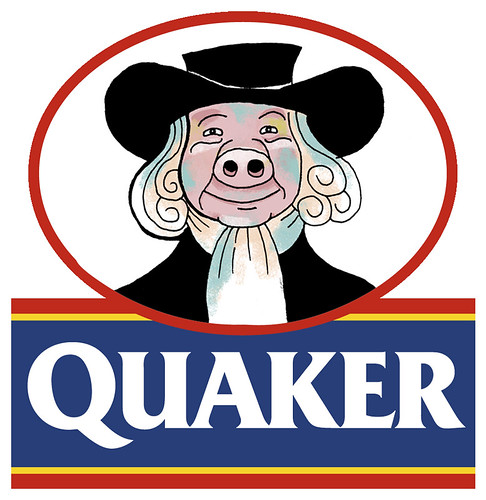 QUAKER | by /garvo