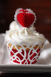 valentine's cupcakes | by Madison Bistro