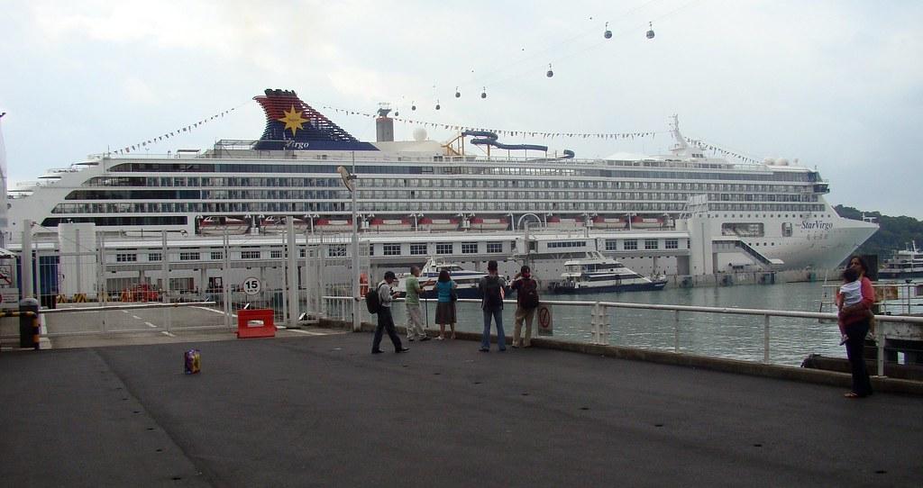 SuperStar Virgo Cruise Ship Singapore  John  Flickr