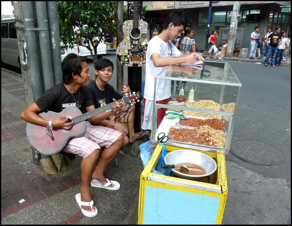 Okinawa Street Food