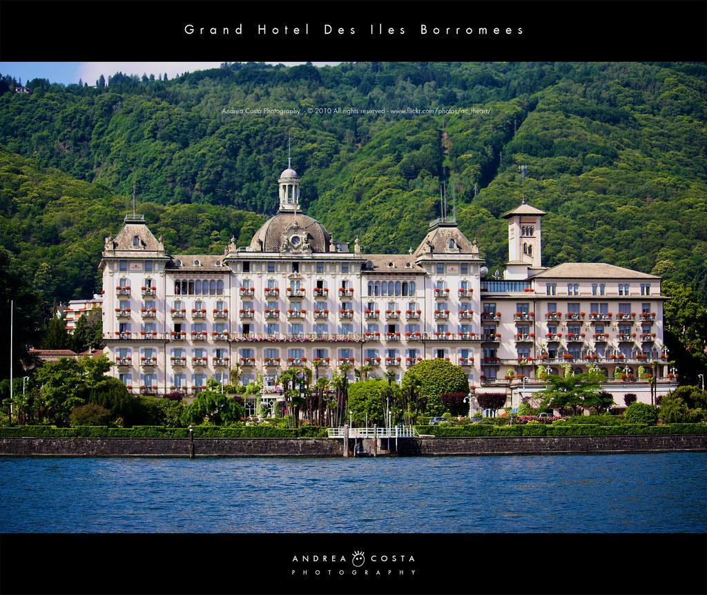 Grand Hotel Stresa Lago Maggiore