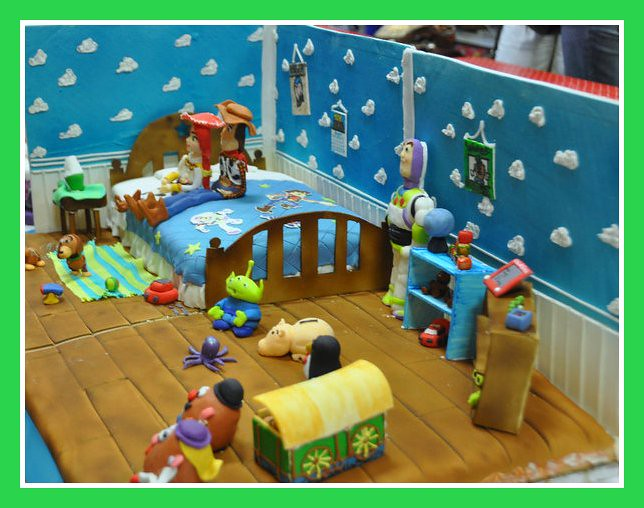 Toy Story Andy S Room Map