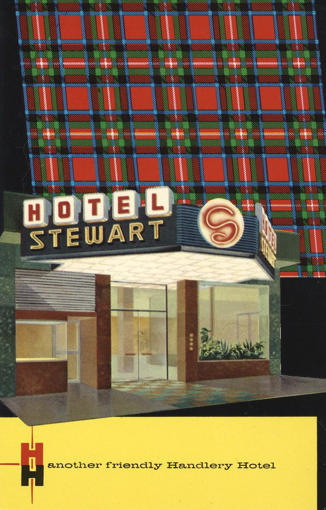 Hotel Stewart - San Francisco, California