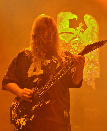 American Carnage Tour: Slayer/Megadeth @ The Cow Palace - 8/31/2010 | by The Owl Mag