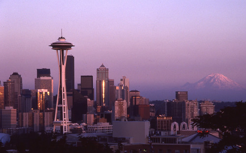 Day 201/365 - Seattle At Sunset | by Great Beyond