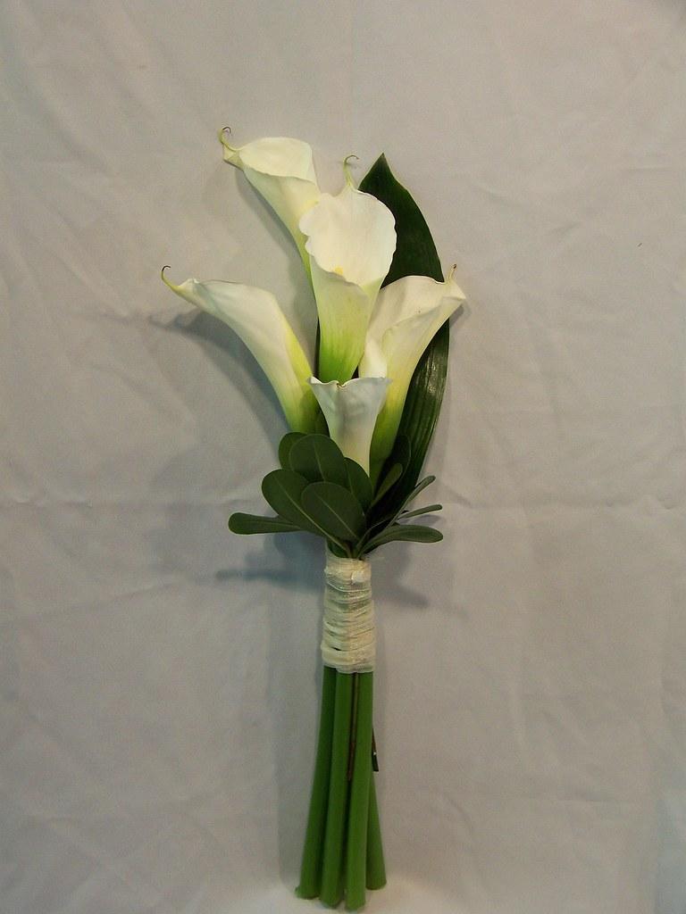Calla Lily Bridesmaid Bouquet Mitchells Flowers Flickr