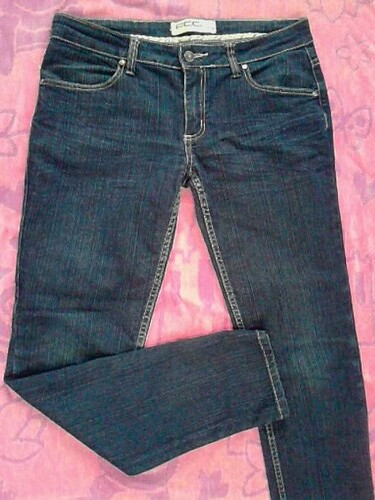 Jeans Pitillo | by Anissa Boutique ~ Solo Stg