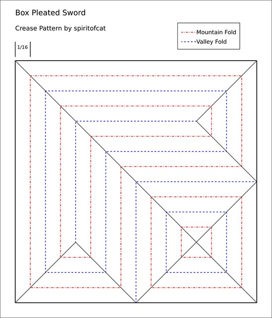 Terrific Origami Sword Diagrams Wiring 101 Capemaxxcnl