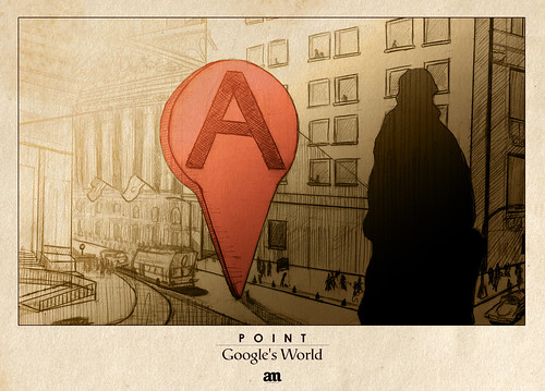 "Point ""Google's World"" 
