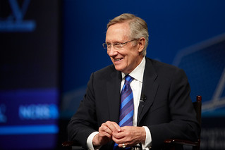 Senator Harry Reid | by Center for American Progress Action Fund