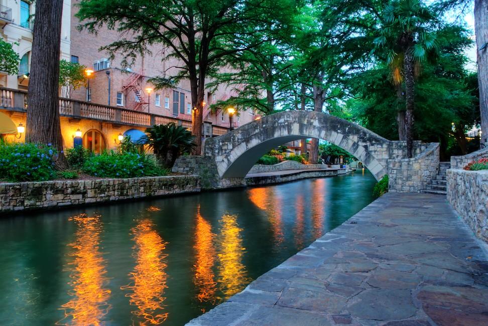 The San Antonio Riverwalk The San Antonio River Walk Also Flickr