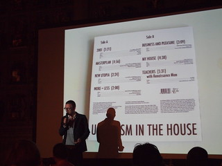 Tuomas Toivonen, 'Urbanism in the House', Helsinki Design Lab Global 2010 | by cityofsound