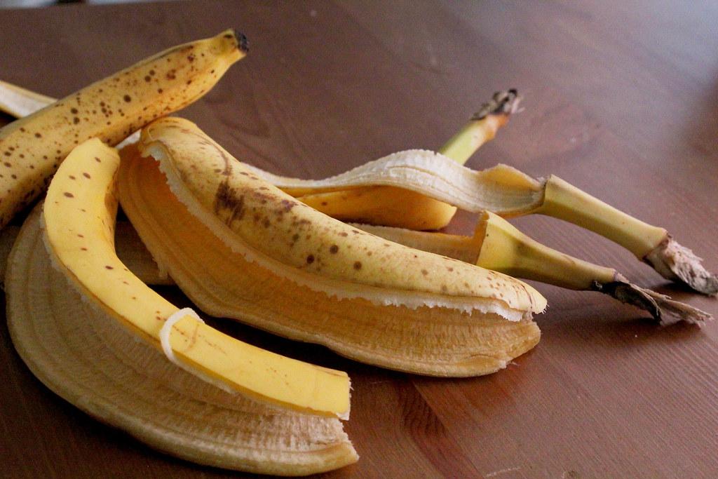 Напитки из бананов и его кожуры