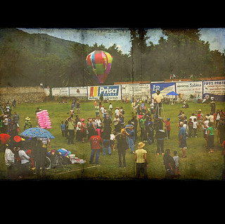 ~Balloon fest - homage to Pieter Brueghel~ | by uteart