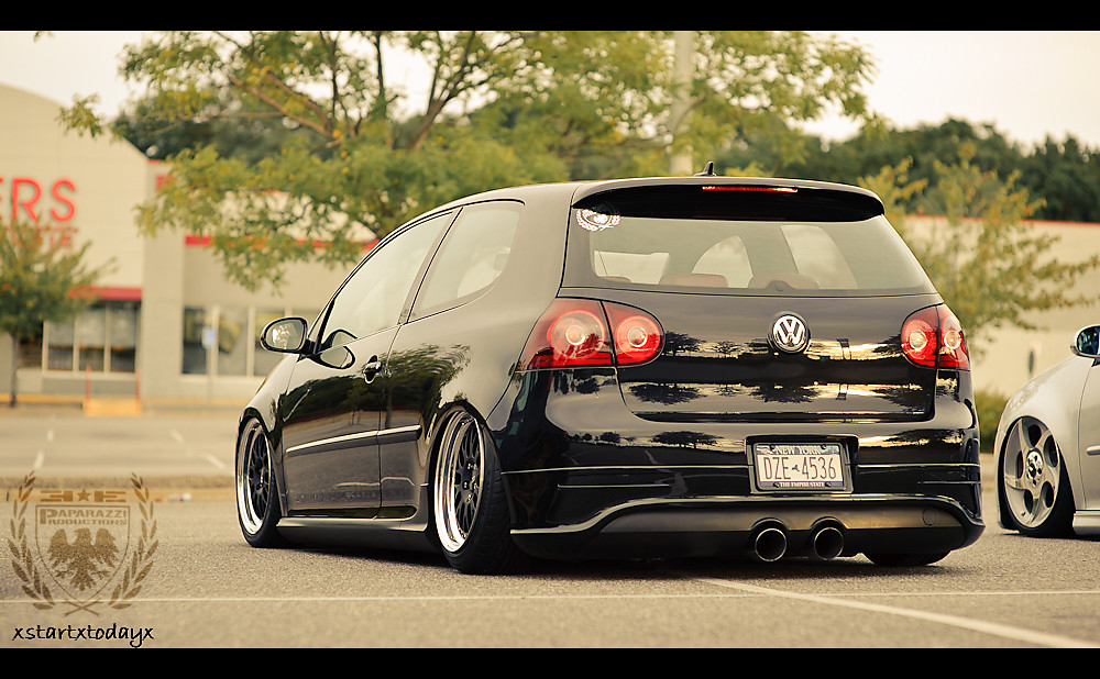 mkV GTI on CCWs and Airbags | Kevn's new wheels... a beautif… | Flickr