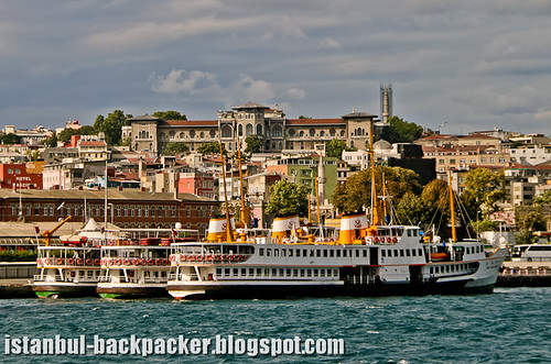 Istanbul Ferries | by voyageAnatolia.blogspot.com