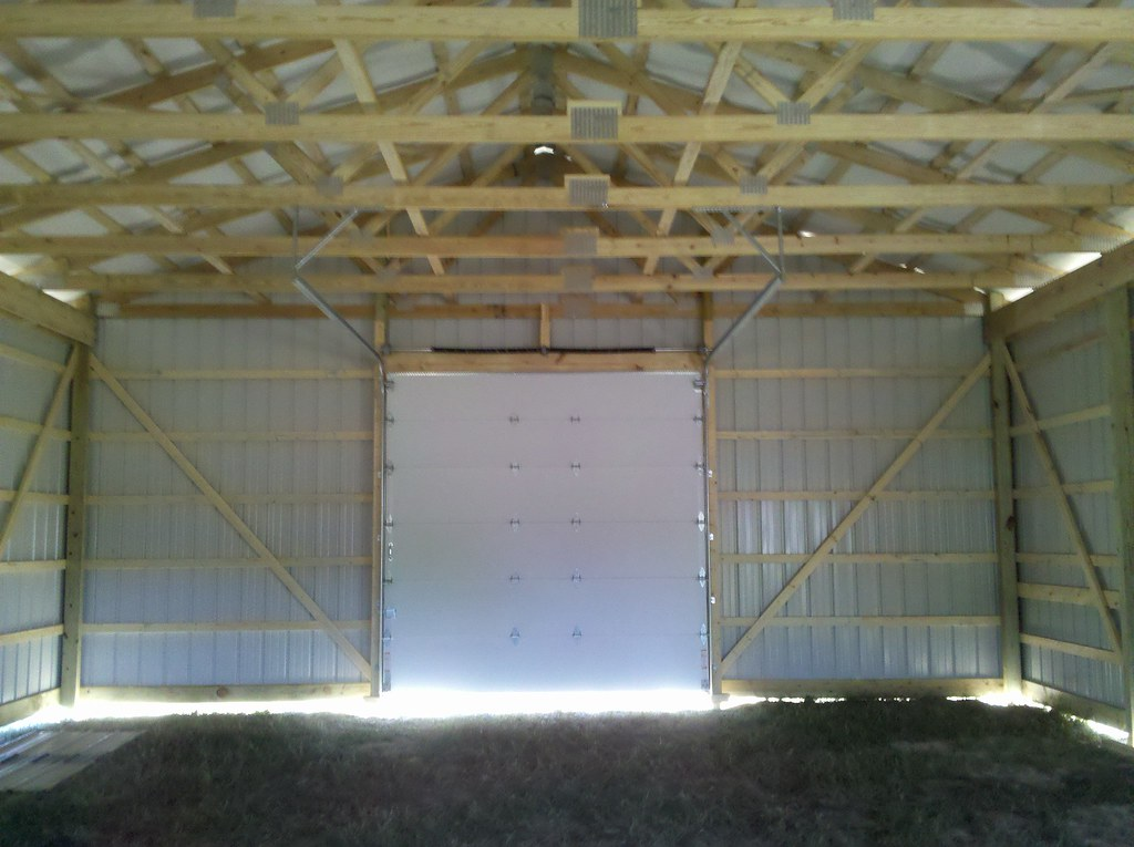 Finishing ideas for pole barns joy studio design gallery for Pole barn house inside pictures