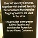 Myer - Merchandise Protection for our Valued Customers