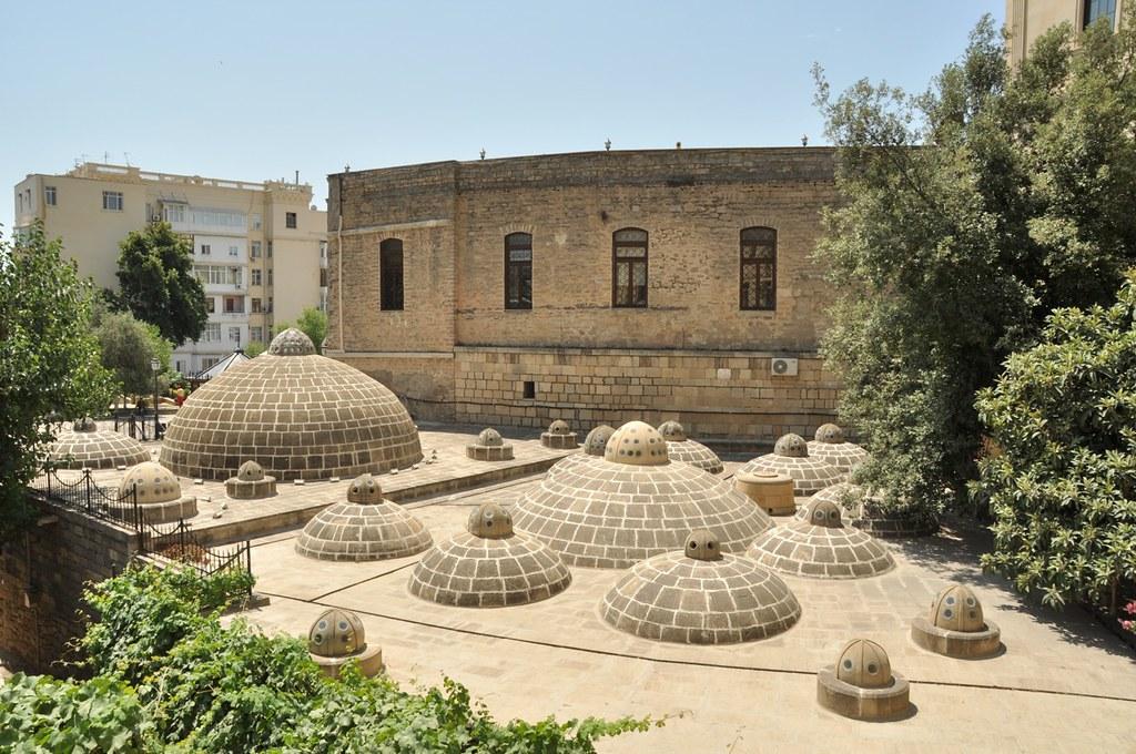 Old city hammam