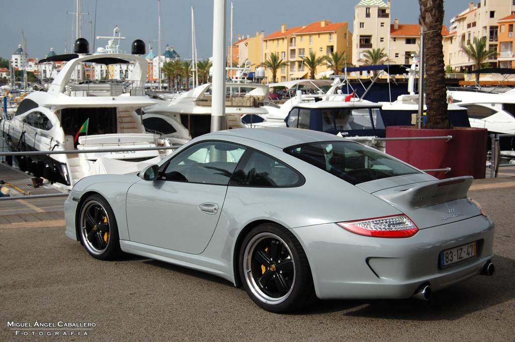 Porsche 997 Sport Classic Miguel 193 Ngel Caballero Flickr