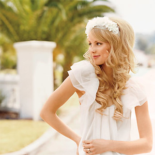 wedding hair-loose | by Top Bride Dresses