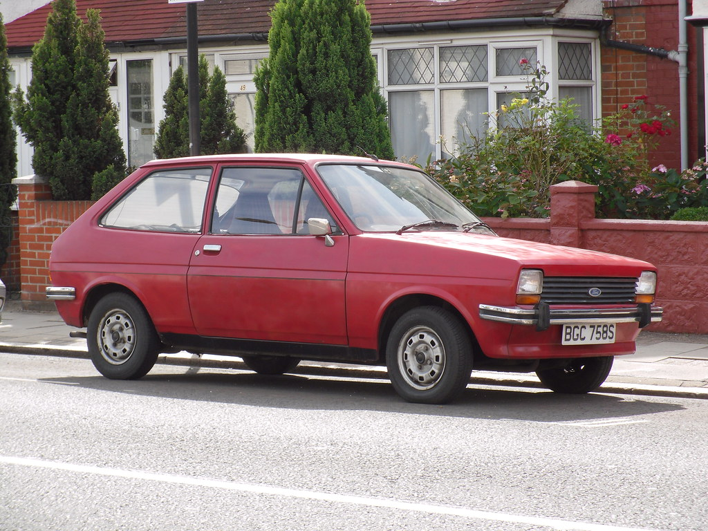 1978 Ford Fiesta 957cc L Hatchback This Was Lovely