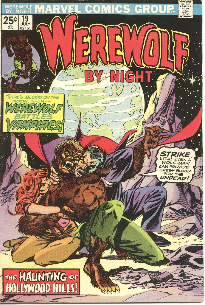 Werewolf by Night #19