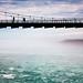 Iceland - Jökulsárlón: Ice Bridge