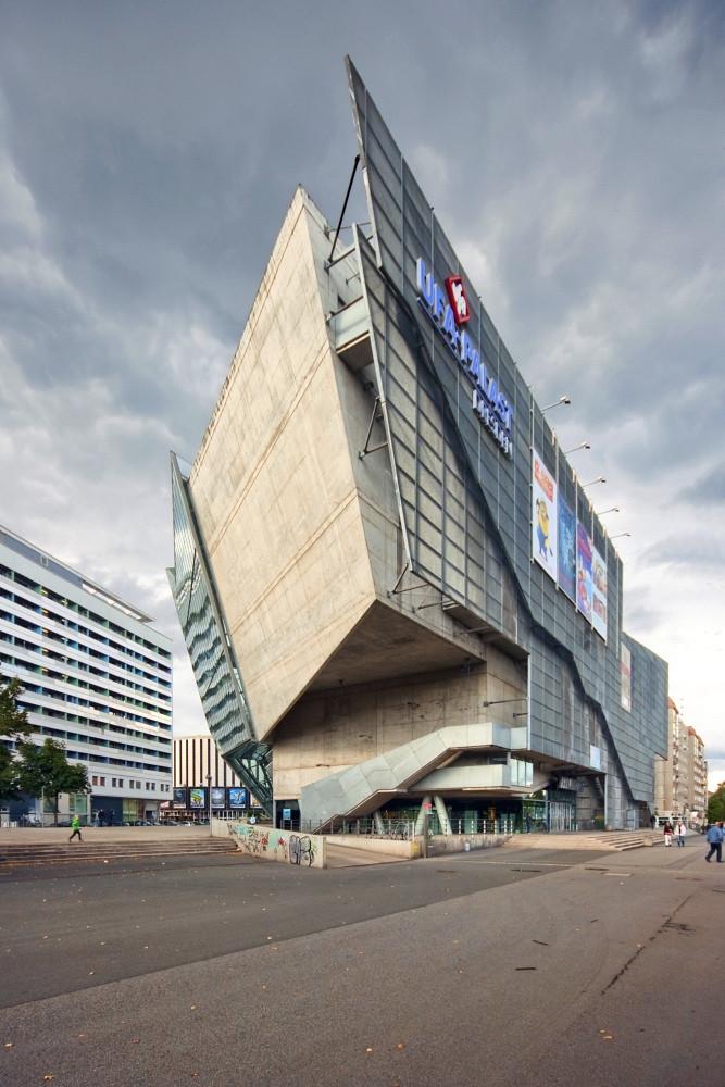 Cinema Center ufa cinema center designed by coop himmelb l au dresden t flickr