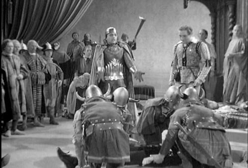 05 The Great Garrick (1937) Hamlet Sequence, Fritz Leiber ...