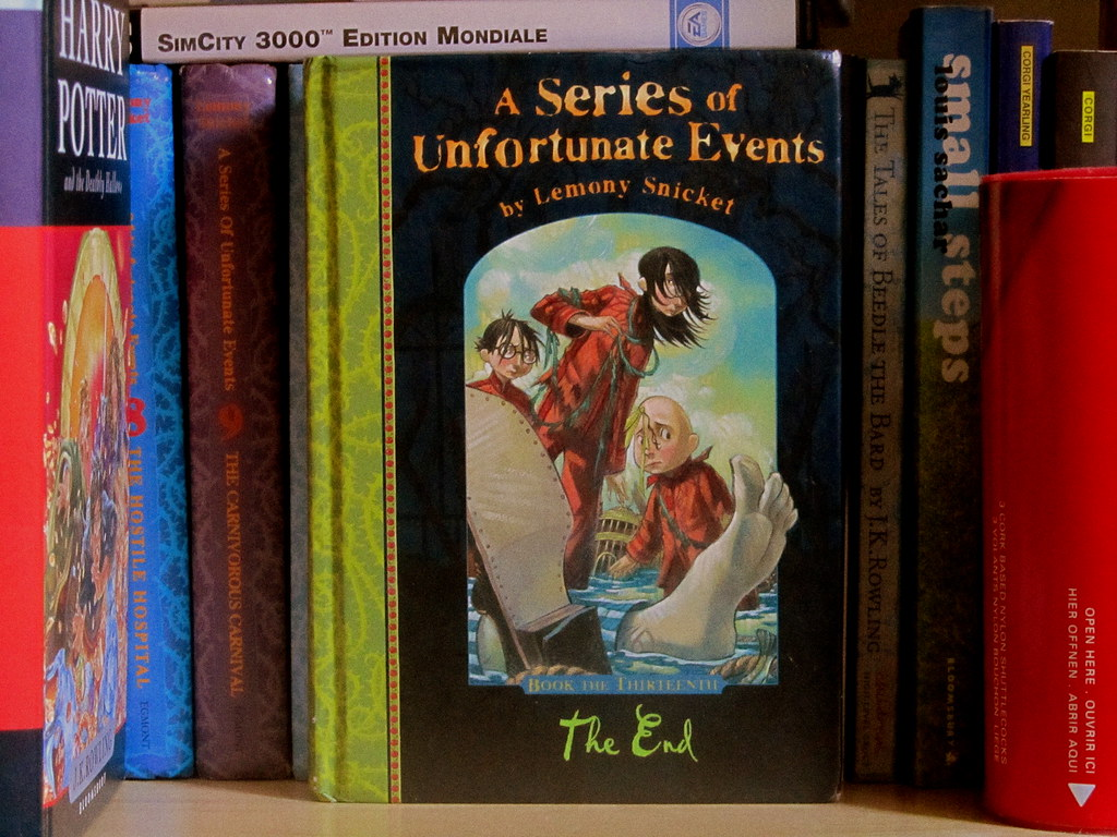 series of unfortunate events the end pdf