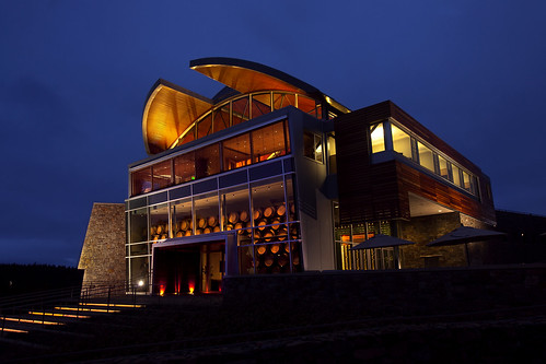 Williams Selyem's new Sonoma winery | by lech2a