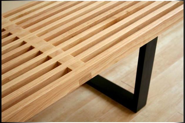 Astonishing Nelson Wood Bench Manhattanhomedesign Com Nelson Bench Si Andrewgaddart Wooden Chair Designs For Living Room Andrewgaddartcom