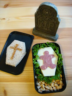 Spooky sandwich...RIP | by Cool Mom From Vancouver :D
