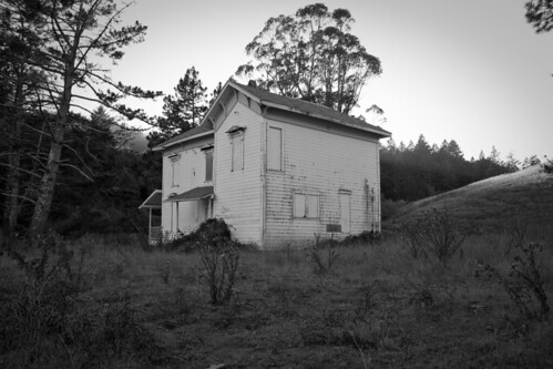 Randall House Highway 1 This spooky place is right on the…