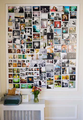 the photo wall | by cindyloughridge