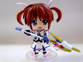 ねんどろいど 高町なのは The MOVIE 1st Ver. /Nendoroid Nanoha Takamachi: The MOVIE 1st Ver. | by tirol28